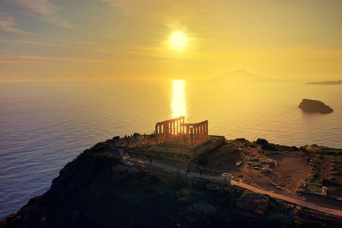 Cape Sounio & Temple of Poseidon Sunset Tour photo 2