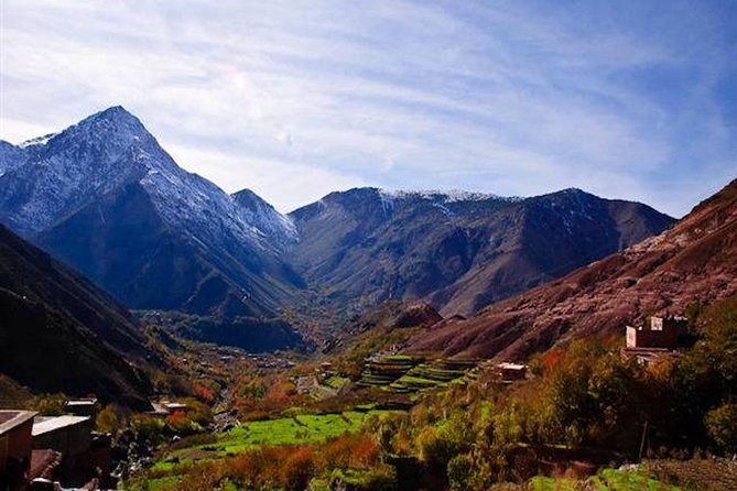 Shared Group Day Trip to Imlil Valley from Marrakech