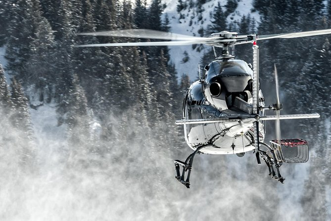 Vermont Ski Day Trip from Manhattan by Helicopter