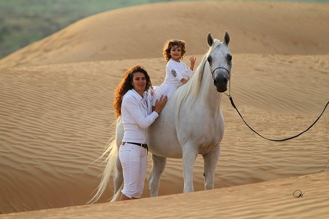 One hour Horse Riding At Amazing Desert - Hurghada photo 11