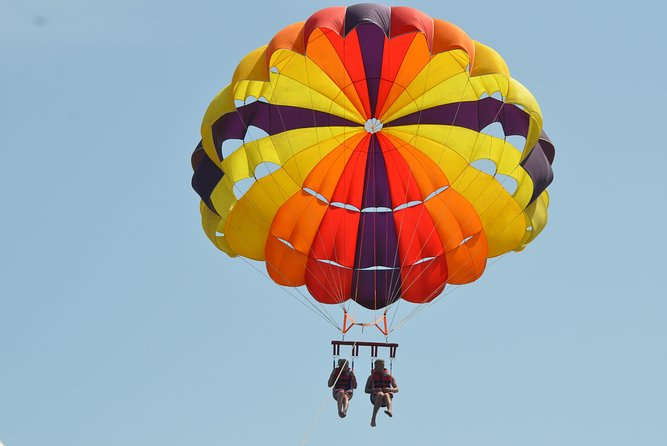 Fly With Parasailing & Boat Parachute - Hurghada
