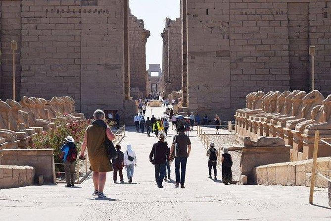 Enjoy 2-Day Cairo and Luxor Highlights Tour from Hurghada Including Flights