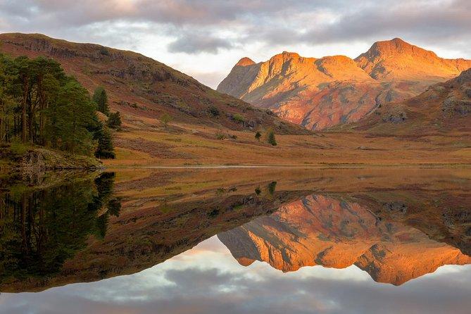 Excursão privada ao Vale Langdale: Lake District, meio dia com tudo incluído para 4