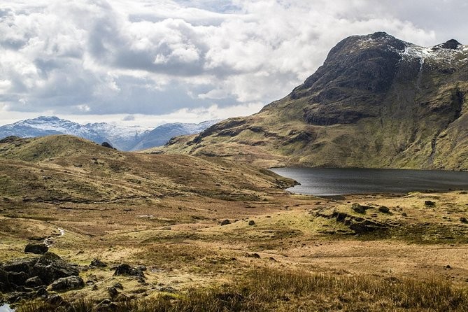 Private Tour of Langdale Valley: Lake District, All Inclusive Half Day for 4