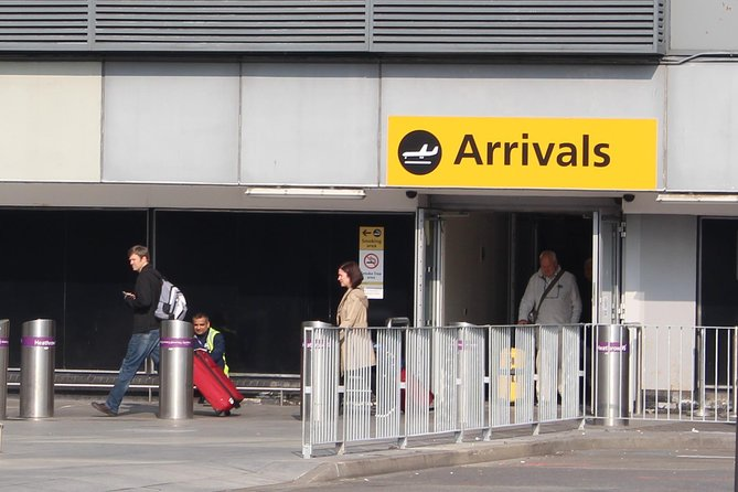 Heathrow Airport to London Arrival Transfer