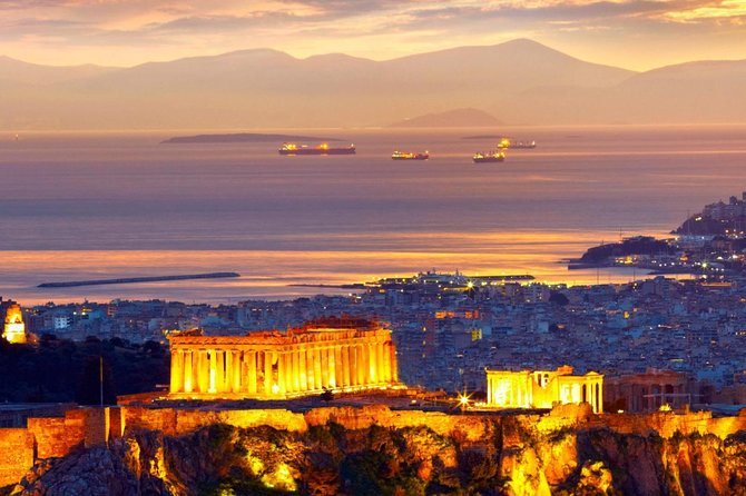 Athens airport to City center Low cost