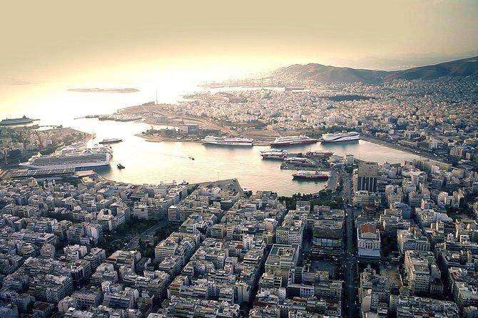 Piraeus port to Athens Airport
