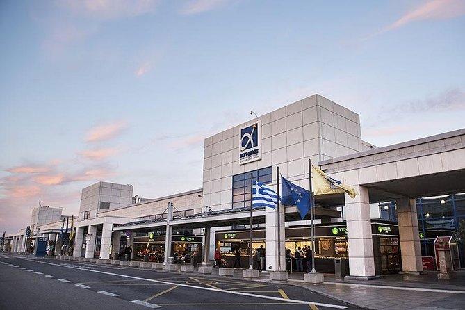 Airport to Agios Konstantinos