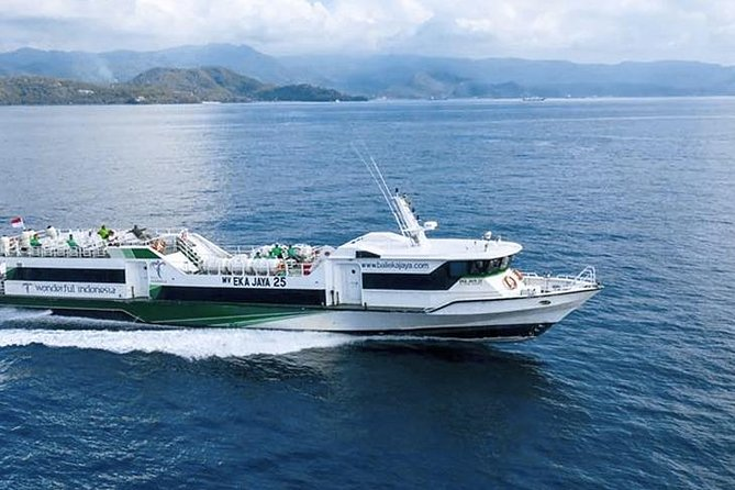 Fast Boat to Gili / Lombok Island with Hotel Transfer