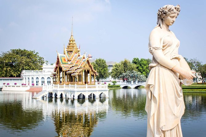 Ayutthaya Temples Tour by Road from Bangkok (Multi Languages)