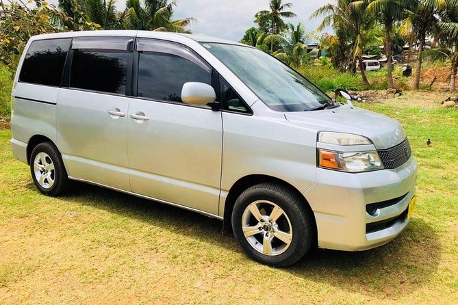 Shared Shuttle Arrival Transfer - Nadi Airport to Nadi,Wailoaloa & Denarau Hotel
