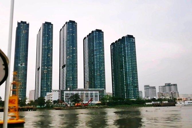 Sunset tour on SaiGon River with LUXURY SPEEDBOAT