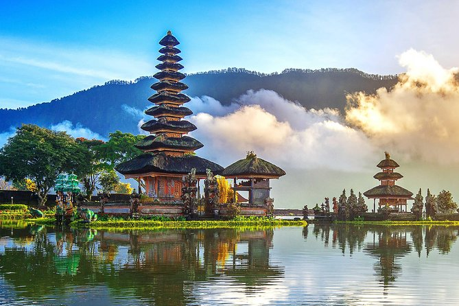 Secret Garden Bali & Pura Ulun Danu Small Group Tour – Full Day