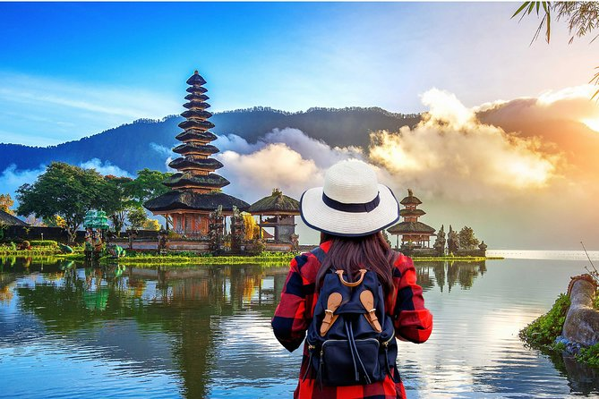 Secret Garden Bali & Pura Ulun Danu Small Group Tour – Full Day