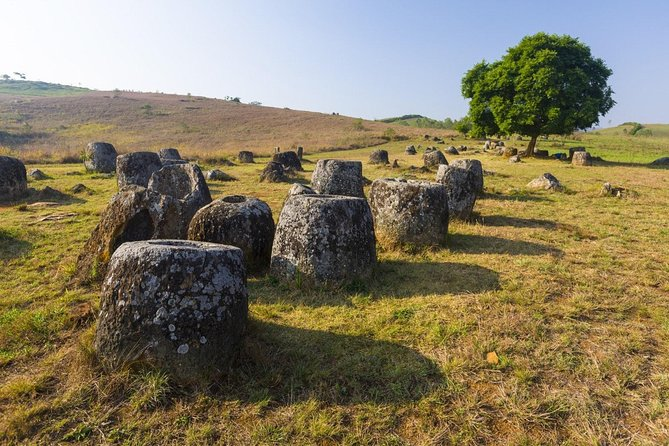 The Old capital tour combined with Plain off jars