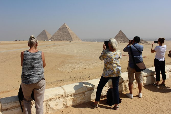 Day Tour from Hurghada to Cairo . Explore the highlights.
