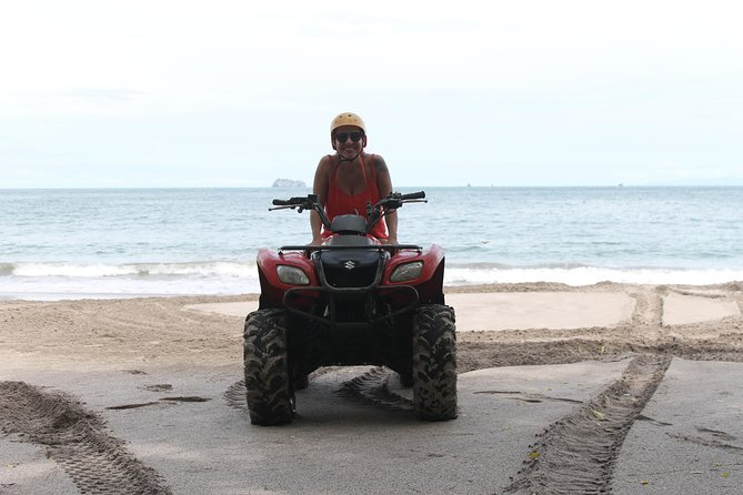 Atv Tour Beaches & Jungle Trail Costa Rica From Dreams Las Mareas Hotel photo 1