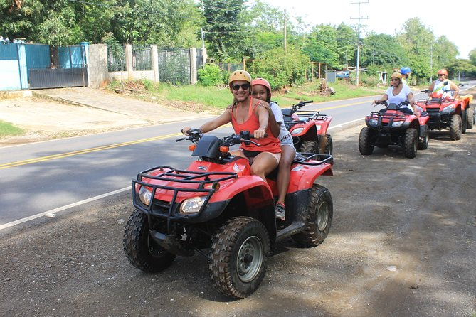 Atv Tour Beaches & Jungle Trail Costa Rica From Dreams Las Mareas Hotel photo 2