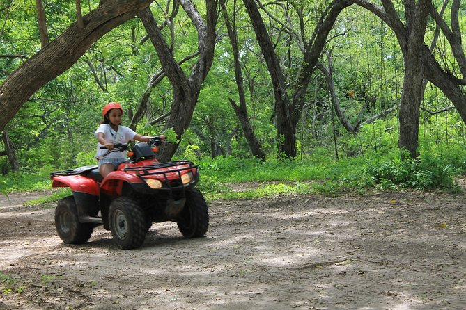 Atv Tour Beaches & Jungle Trail Costa Rica From Dreams Las Mareas Hotel photo 8