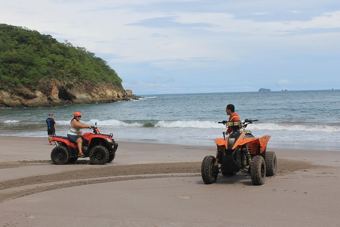 Atv Tour Beaches & Jungle Trail Costa Rica From Dreams Las Mareas Hotel photo 9
