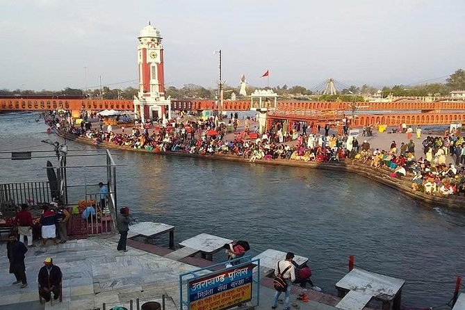 Golden Triangle Tour With Haridwar And Rishikesh Trip
