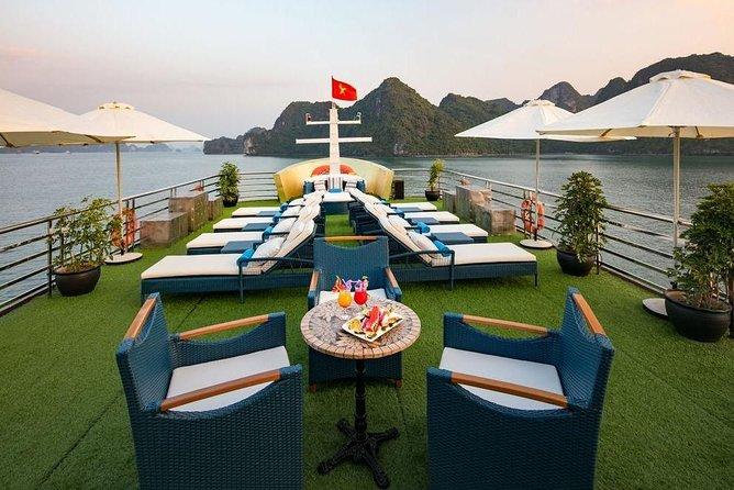 2 days cruise in Lan Ha bay by Maya Cruises