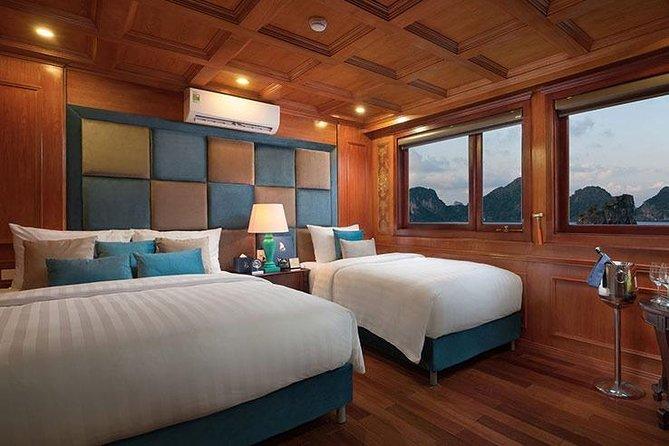 Maya Cruise 2 Days 1 Night - Lan Ha Bay and Cat Ba Island