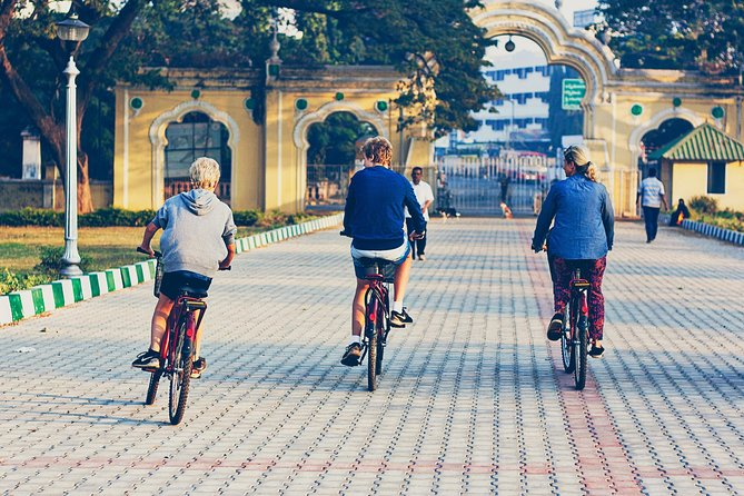 Mysore by Cycle