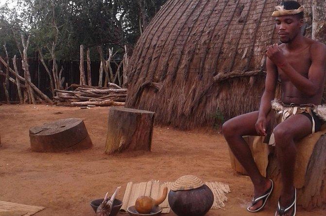 Isimangaliso WetLands Park and DumaZulu Cultural Tour