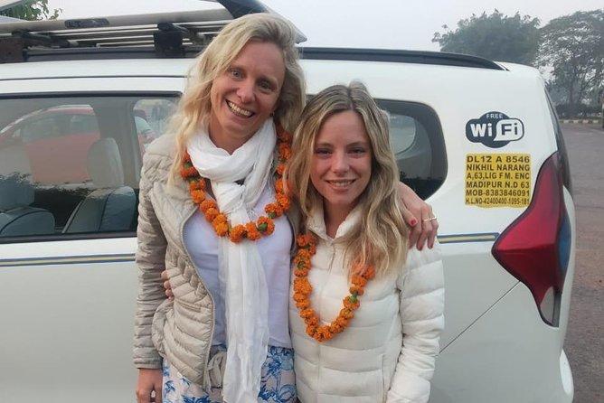 Excursão privada de três dias a Agra e ao Triângulo Dourado de Jaipur saindo de Nova Deli