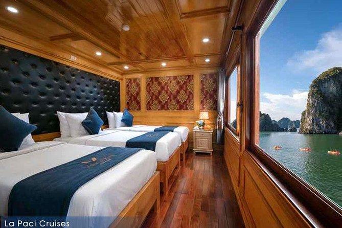 La paci Cruise 2 Days 1 Night (Lan Ha Bay and Cat Ba )