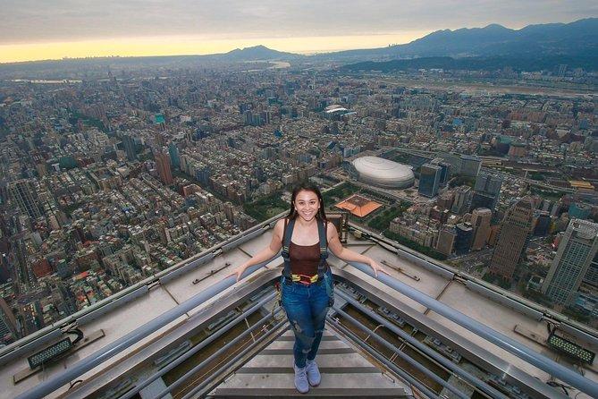 Taipei 101 skyline 460