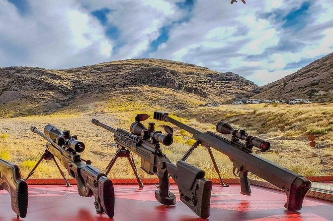 Apocalypse 12 Shooting Package at Adrenaline Mountain