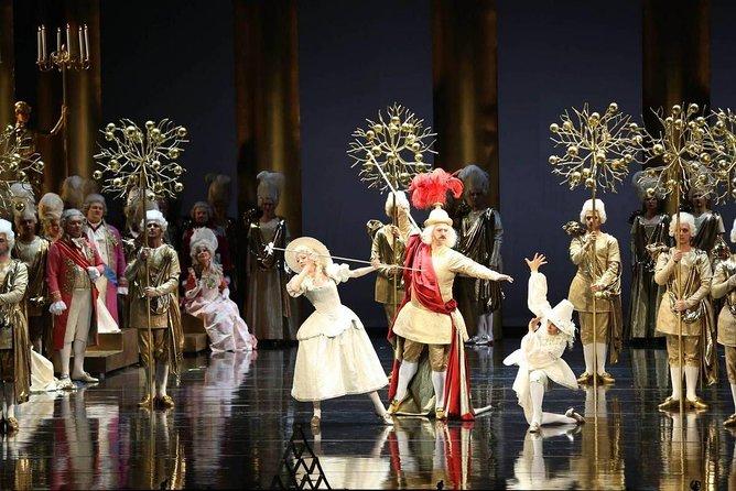 Skip the Line: St. Petersburg Mariinsky Opera Reserved Ticket