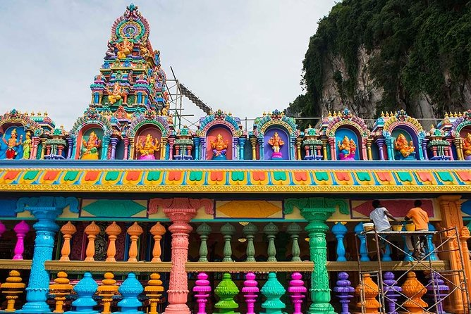 Batu Caves And Blue Mosque Tour From Kuala Lumpur photo 5
