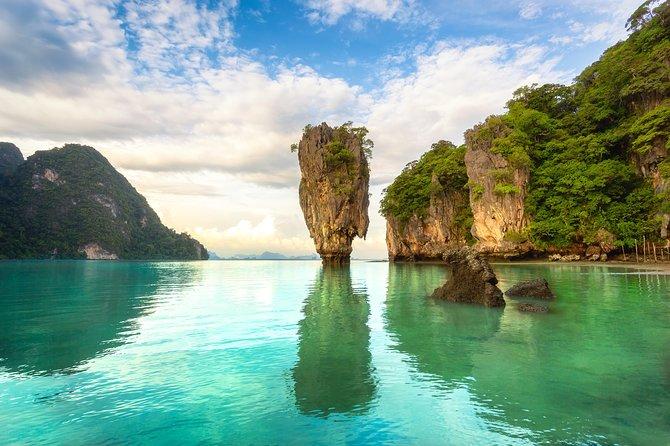 James Bond Island Tour Snorkeling and Nature Kayak Trip