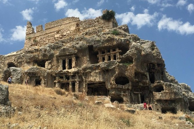 Ancient City Tlos and Saklikent Gorge from Fethiye