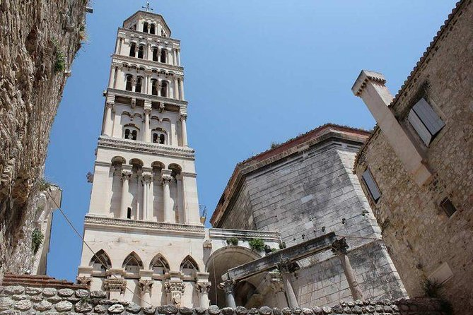 Split old city walking tour with local tour guide