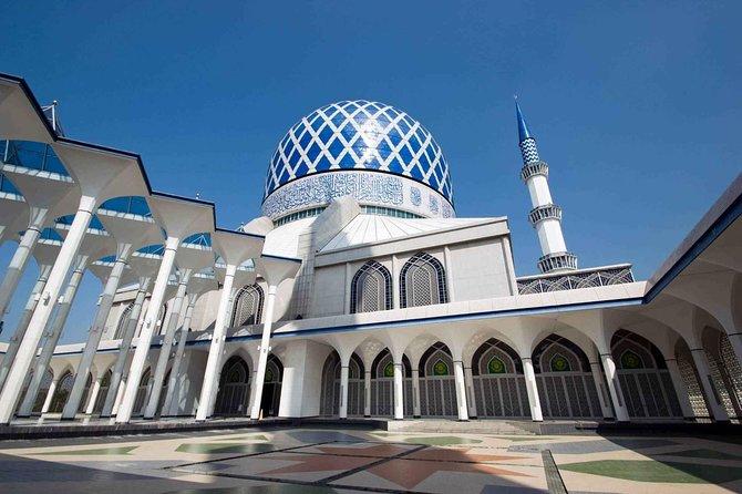 Batu Caves And Blue Mosque Tour