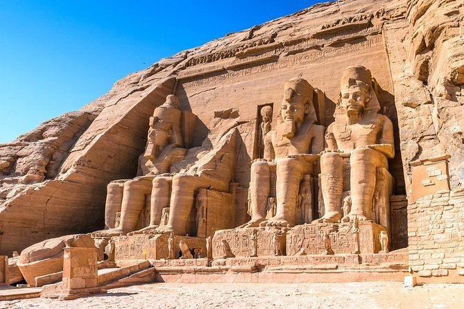 Two Days Trip from Cairo to Luxor & Abu Simbel