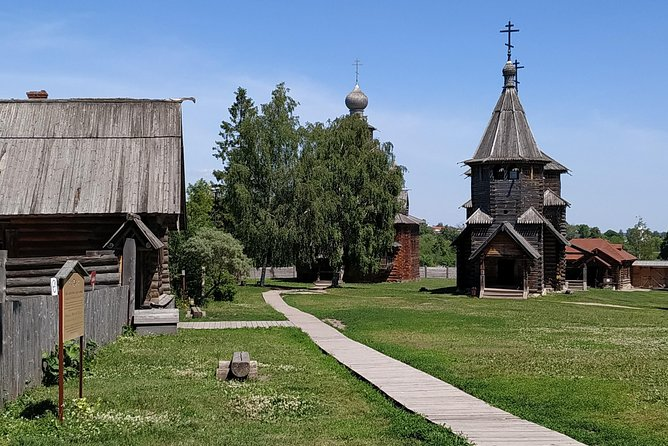 Suzdal&Vladimir full package tour (for 4-6 people) photo 6