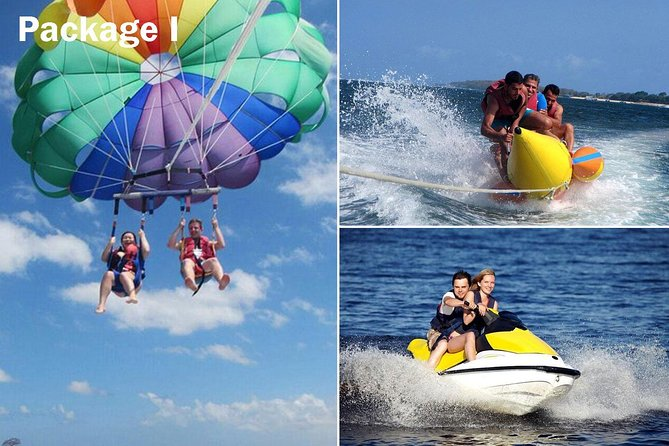Bali Watersport Activities - Great Discount Package