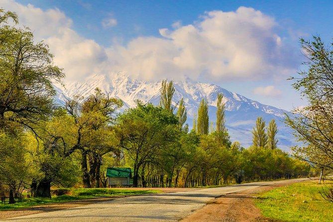 Ala-Archa National Park. 1 day. Kyrgyzstan