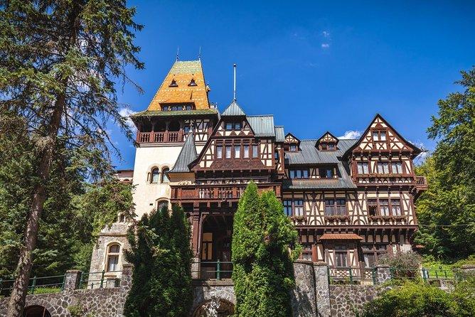 Pelisor Castle Skip-The-Line Guided Tour