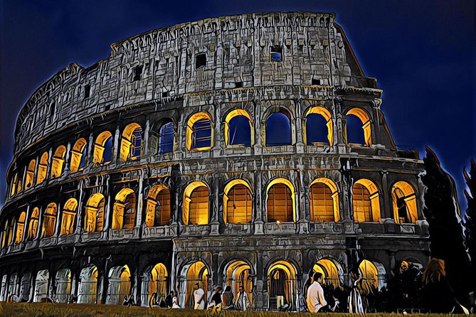 Rome by Night Private Walking Tour