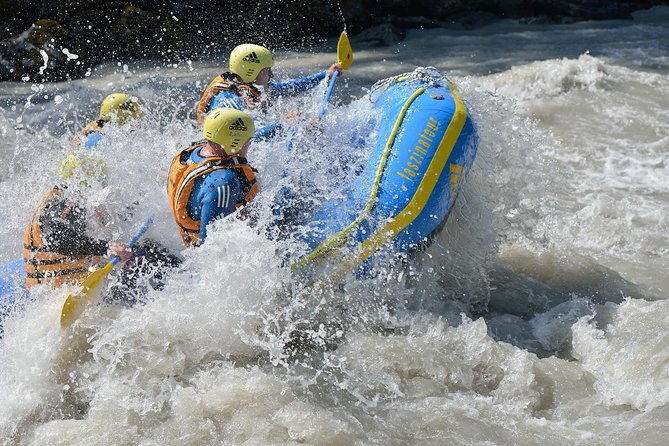 Rafting Imster Gorge