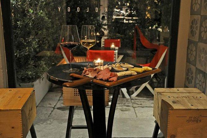 Private Sicilian Wine & Cheese Tasting