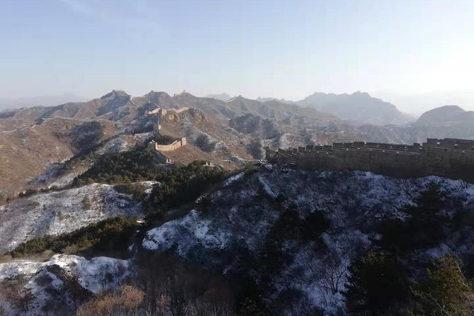 Jinshanling . The less-crowded Great wall private tour .