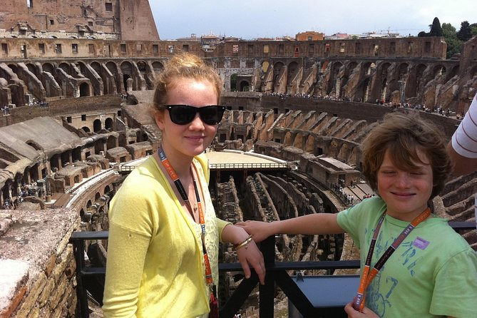 Rome for Kids walking Tour