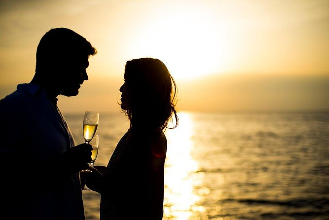 Private Beautiful Day or Romantic Sunset Tour incl. Meal and Drinks photo 9